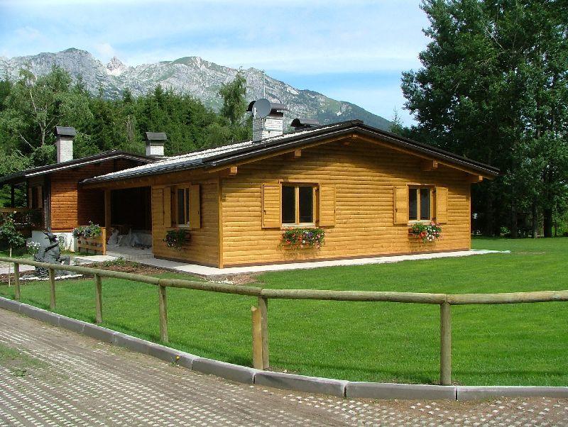 Mama costruzioni ampliamento casa montagna - Ampliamento casa ...